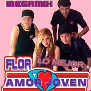 FLOR Y AMOR JOVEN MIX  LO MEJOR -DJ REY98