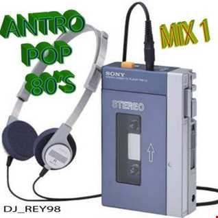 ANTRO POP 80'S NO. 1
