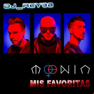 "MOENIA ""MIS FAVORITAS"" MIX 1-DJ_REY98"