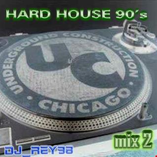 UNDERGROUND CONSTRUCTION 2 HARD HOUSE 90'S MIX-DJ_REY98