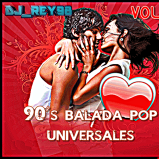 90's balada pop universal vol. 1