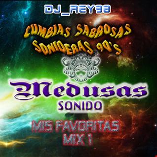 """MIS FAVORITAS DE LOS 90'S """"CUMBIAS SABROSAS"""" MIX 1"""