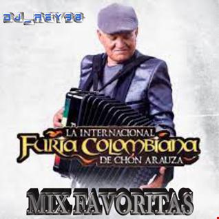 """CHON ARAUZA"" MIX FAVORITAS- DJ_REY98"