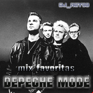 DEPECHE MODE ...MIX FAVORITAS-DJ_REY98