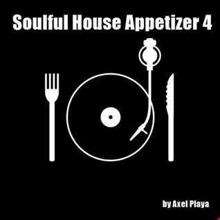 Soulful House Appetizer 4(Nov.16 2016)