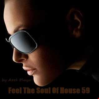 Feel The Soul Of House 59(Jan.14 2017)