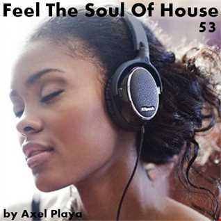 Feel The Soul Of House 53(Kenny Carpenter Special)Jan.2 2016