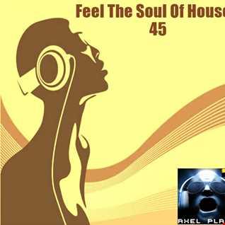 Feel The Soul Of House 45(Sept.20 2015)