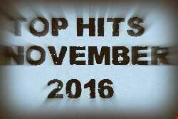 Top Hits November 2016