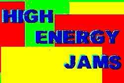 High energy jams