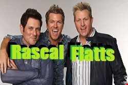Rascal Flatts Mix