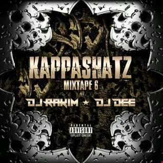Dj Rakim & Dj Dee   Kappashatz 6 [[2017 Reggae Dancehall Mixtape]]
