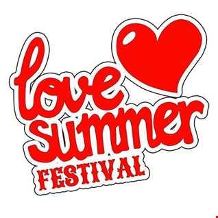 LOUI TT @ love summer festival 2018 live from the big top
