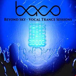 baco - Beyond Sky - The Vocal Trance Session Nr. 12