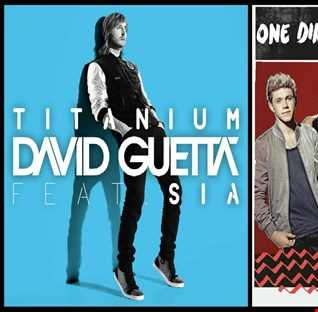 Happily Titanium - One Direction: Happily vs. David Guetta ft. Sia: Titanium
