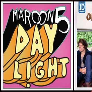 Change My Daylight - One Diretion: Change My Mind vs. Maroon 5: Daylight