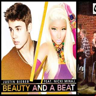 Control And A Beat - One Direction: No Control vs. Justin Bieber ft. Nicki Minaj: Beauty And A Beat