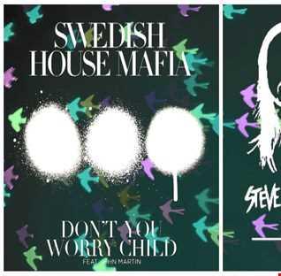 Just Hold On, Child - Louis Tomlinson ft. Steve Aoki: Just Hold On, Child vs. Swedish House Mafia ft. John Martin: Don't You Worry Child