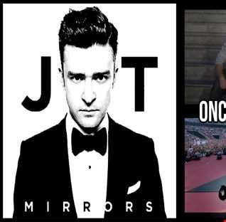 Once In A Mirror - One Direction: Once In A Lifetime vs. Justin Timberlake: Mirrors