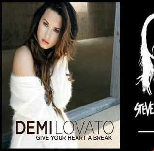 Just Hold Your Heart Break - Demi Lovato: Give Your Heart A Break vs. Steve Aoki ft. Louis Tomlinson: Just Hold On