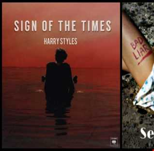 Sign Of The Bad Liar - Harry Styles: Sign of the Times vs. Selena Gomez: Bad Liar