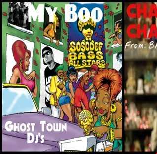 Chali, My Boo - Amitabh Bachchan: Chali Chali vs. Ghost Town DJ's: My Boo