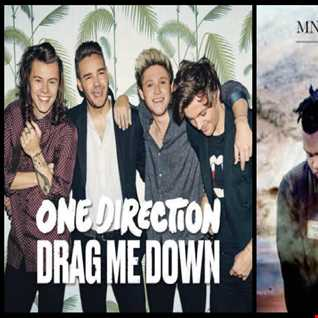 Never Forget Me Down - Zara Larsson ft. MNEK: Never Forget You vs. One Direction: Drag Me Down