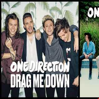Fire Me Down - One Direction: Fireproof vs. One Direction: Drag Me Down