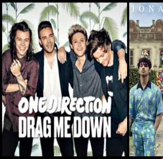 Drag Sucker Down - One Direction: Drag Me Down vs. Jonas Brothers: Sucker