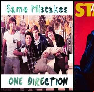 Star Mistakes - One Direction: Same Mistakes vs. The Weekend: Starboy