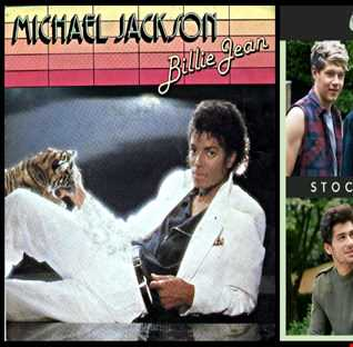 Billie Syndrome - Michael Jackson: Billie Jean vs. One Direction: Stockholm Syndrome