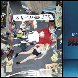 Beez InThe Chandelier - Nicki Minaj ft. 2Chainz: Beez In The Trap vs. Sia: Chandelier