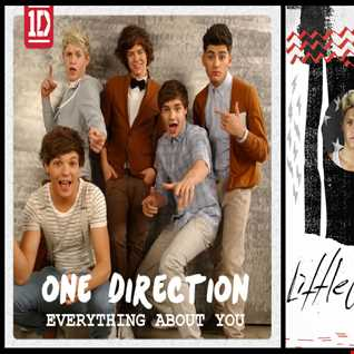 Little White Lies About You - One Direction: Little White Lies vs. One Direction: Everything About You
