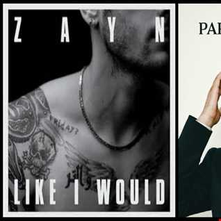 Like Temple Would - Zayn Malik Like I Would vs. Parson James: Temple