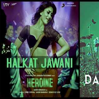 Halkat Horse - Sunidhi Chauhan: Halkat Jawani vs. Kary Perry ft. Juicy J: Dark Horse