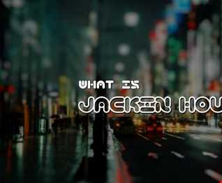 Under Pressure   City Jackin Project 2017 09 10 Jackin House