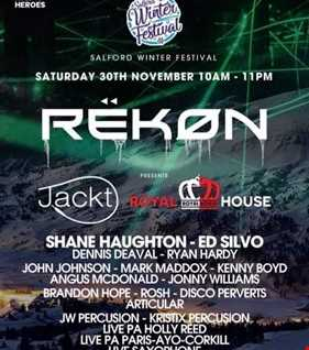 Mark Maddox (Royal House Winter Festival Set)