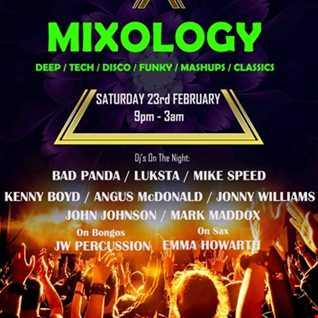 Mark Maddox Mixology Promo Mix