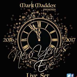 Mark Maddox   Housemaster Radio New Years Eve 2016   2017 Party