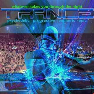 Whatever Takes You Through The Night