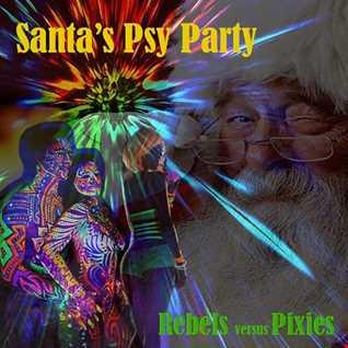Santa's Psy Party