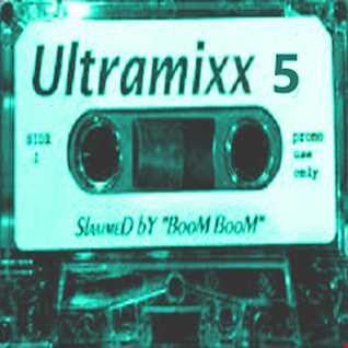 """tony """"boom boom"""" badea ultramixx vol.5"""