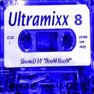 """tony """"boom boom"""" badea ultramixx vol.8"""