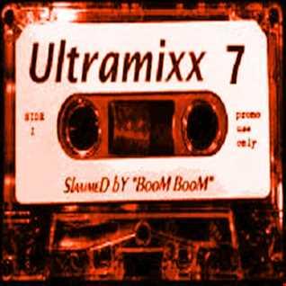"""tony """"boom boom"""" badea ultramixx vol.7"""