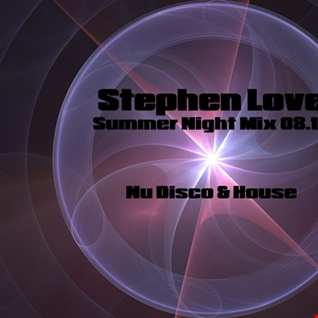 Stephen Love Summer Night Mix 08.16