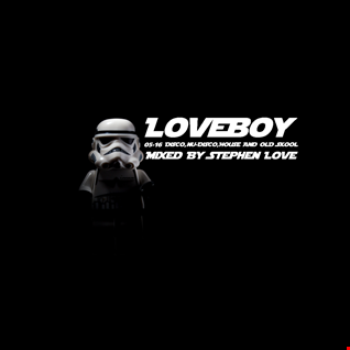 LOVEBOY 05-16 MIXED BY STEPHEN LOVE