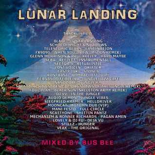 Lunar Landing - A Jungle/Drum & Bass LIVE Broadcast @ The Closet 9-15-2020 Mixed By Bus Bee