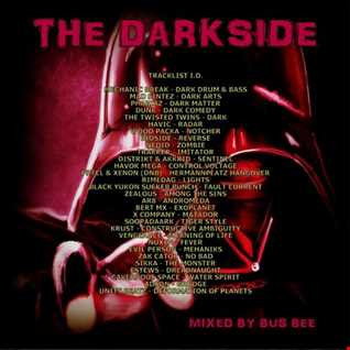 The Darkside - A Dark Drum & Bass LIVE Broadcast @ The Closet 9-25-2020 Mixed By Bus Bee