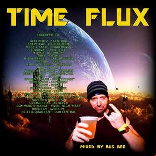 Time Flux - A Drum & Bass mix @ The Closet with track selections from Bus Bee 8-25-2020