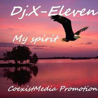 Dj.X Eleven My spirit